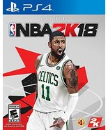 Nba 2K18 Standard Edition - PlayStation 4 [video game] - $32.34
