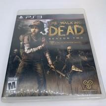 The Walking Dead: Season Two (Sony PlayStation 3, 2014) - $13.85