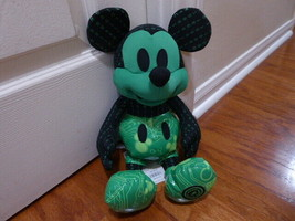 Disney Mickey Mouse Memories Plush October 2018 Limited Edition series 10/12 - $46.75