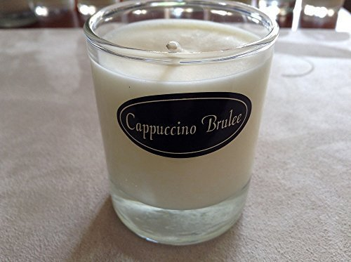 Milkhouse Creamery Soy Beeswax Scented Candle - Cappuccino Brulee (2.2 Oz But...