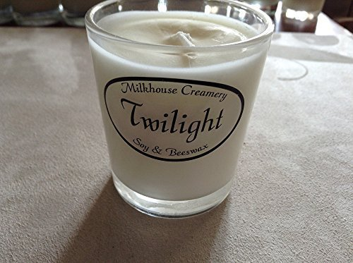 Milkhouse Creamery Soy Beeswax Scented Candle - Twilight (2.2 Oz Butter Shot)...