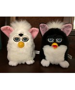 1ST EDITION ORIGINAL FURBY WEDDING COUPLE NON WORKING  ~ FREE SHIPPING! - $95.00