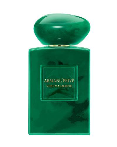 VERT MALACHITE by ARMANI/PRIVE 5ml TRAVEL SPRAY Ylang Gaiac Jasmin Perfume