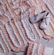 Mile-A-Minute Ensemble, Annie's Crochet Quilt & Afghan Pattern Leaflet 0... - $3.69