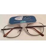 Magnivision 20/20 Marty Men's Brown Metal Reading Glasses +1.00 - $14.99