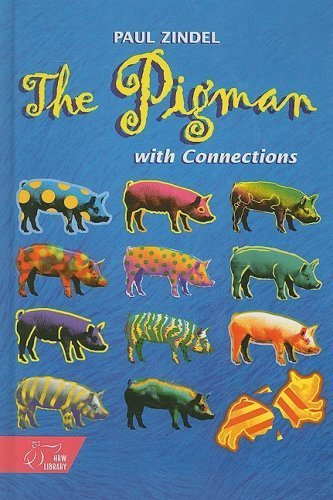a character sketch of mr pignatti in the pigman by paul zindel The main conflict in the pigman arises when the main characters john and lorraine choose to throw a party in mr pignati's house while he is recovering in the hospital.