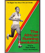The African Running Revolution by Dave Prokop (1975) - $25.00
