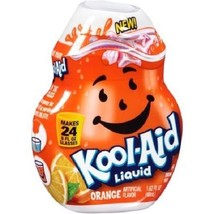 Kool-Aid Orange Flavor Enhancer Liquid Drink Mix - $8.50