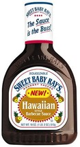 Sweet Baby Ray's Hawaiian Style Barbecue Sauce - $11.67