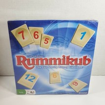 The Original RUMMIKUB The Fast Moving Rummy Tile Family Game NEW 1997 Pr... - $24.20