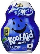 Kool-Aid Blue Raspberry Flavor Enhancer Liquid ... - $8.50