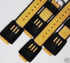 16mm LOT OF 2 Watch Bands Fit G-SHOCK DW-003 DW-002 DW-004 DW-9051 DW-9052 - $10.94