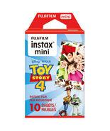 1 Pack 10 Photos Toy Story 4 FujiFilm Fuji Instax Mini Film Polaroid 7S ... - $13.49