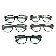Vintage Horn Rim Mens Acetate Eyeglasses Frame Rx Spectacles Optical Eye... - $15.19