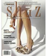 Shuz  Magazine  Winter  2004 2005 Giving Back Issue designer shoes fanta... - $19.77
