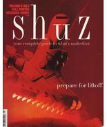 Shuz  Magazine 1999 Fall Winter designer shoes fantasy footwear  fetish oop - $19.77