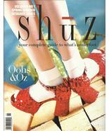 Shuz  Magazine 1999 Spring Summer Oohs Oz designer shoes fantasy fetish oop - $19.77