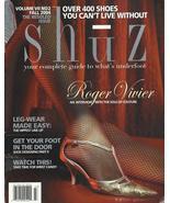 Shuz  Magazine 2004 Fall Resoled Issue designer shoes fantasy fetish oop - $19.77