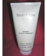 Elizabeth Arden 2 in 1 Cleanser NORMAL Skin Cleanser 3.3 oz / 100 ml NWOB - $12.38
