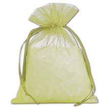 Apple Green Organdy Bags - 36 count - $8.00+