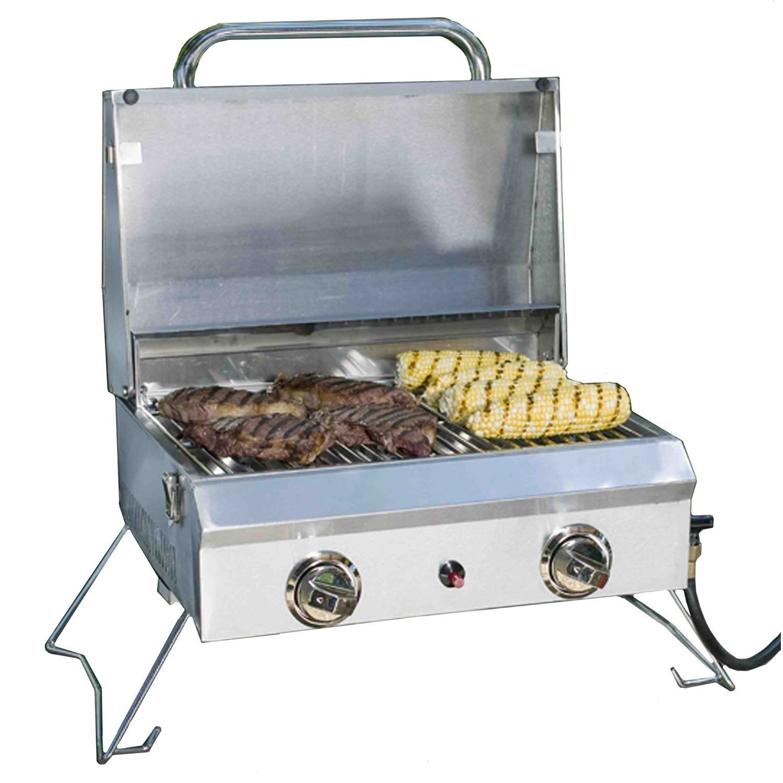 Member s mark portable st steel gas grill burners sq
