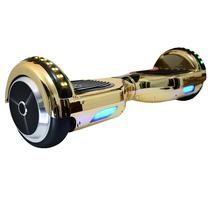 Gold Chrome Plated Hoverboard with LED's, Bluetooth, APP Samsung battery - €440,50 EUR