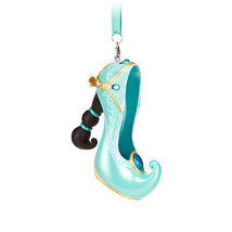 Disney aladdin princess jasmine shoe ornament n... - $30.08