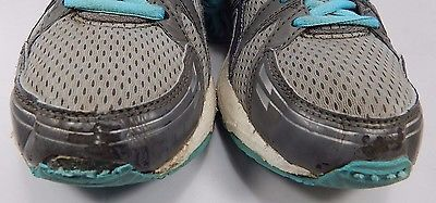 Asics Gel Excite Women's Girl's Youth Shoes Size US 6.5 Y EU 39.5 Silver C325N