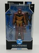 McFarlane DC Multiverse Batman White Knight RED Edition Figure Brand New in Box - $36.51