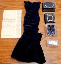 """Franklin Mint Princess Diana 16"""" Doll Midnight ... - $54.95"""