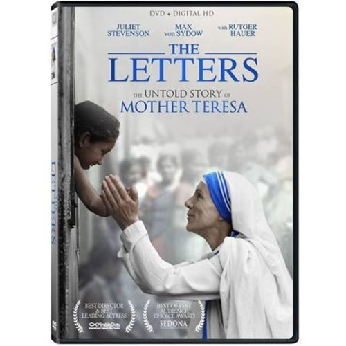 The letters   untold story of mother teresa  dvd