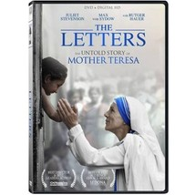 THE LETTERS - UNTOLD STORY OF MOTHER TERESA -DVD