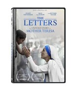 THE LETTERS - UNTOLD STORY OF MOTHER TERESA - DVD - $29.95