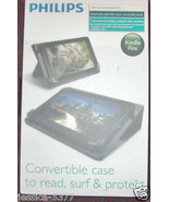 Philips Folio Stand for Kindle Fire Book Style Case with Stand NIP - $12.60