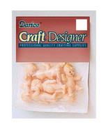 "DARICE CRAFT MINIATURE Babies - Sitting and Standing - 1-1/2"" - 6 PC #16... - $0.99"
