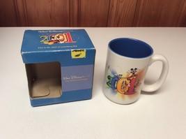 Walt Disney World 2001 Mickey And Friends Coffee Mug Collectible NIB - $12.99
