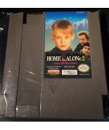 Home Alone 2: Lost in New York Nintendo NES 1992 Tested Works Great Mint  - $7.49
