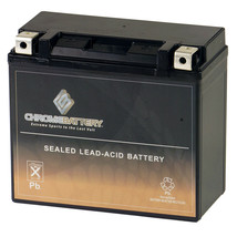 YTX20HL-BS PWC Jet Ski Battery for HONDA AquaTrax F-15, F-15X 1470CC 200... - $56.57