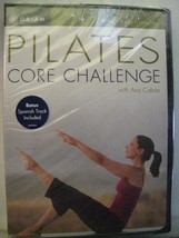 Pilates Core Challenge (DVD, 2007) NEW! Sealed Ana Caban 60min GAIAM Fre... - $6.55