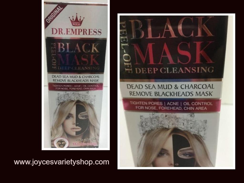 Black mask blackhead web collage