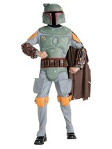 New Child Star Wars Boba Fett Boy Medium Kids Dress Up Halloween Costume Age 5-7 image 2