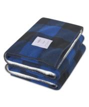 "Woolrich Sherpa Rough Rider Buffalo Check Wool Luxury Blanket (50""x60"") ... - $274.99"