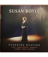 Standing Ovation: The Greatest Songs From the Stage by Susan Boyle Cd - $10.75