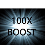 THROUGH SUN FREE W ORDER 100x FULL COVEN BOOST POWER MAGNIFY MAGICK Witch  - $0.00