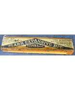 Woodworker's Clark Expansive Bit w 2 Cutters USA - $20.00