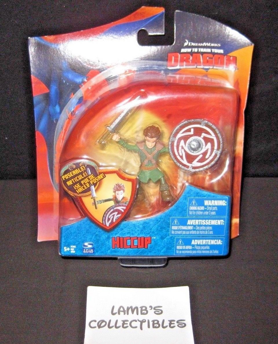 Primary image for Dream Works How to Train Your Dragon Hiccup series 3 Action figure Spin Master