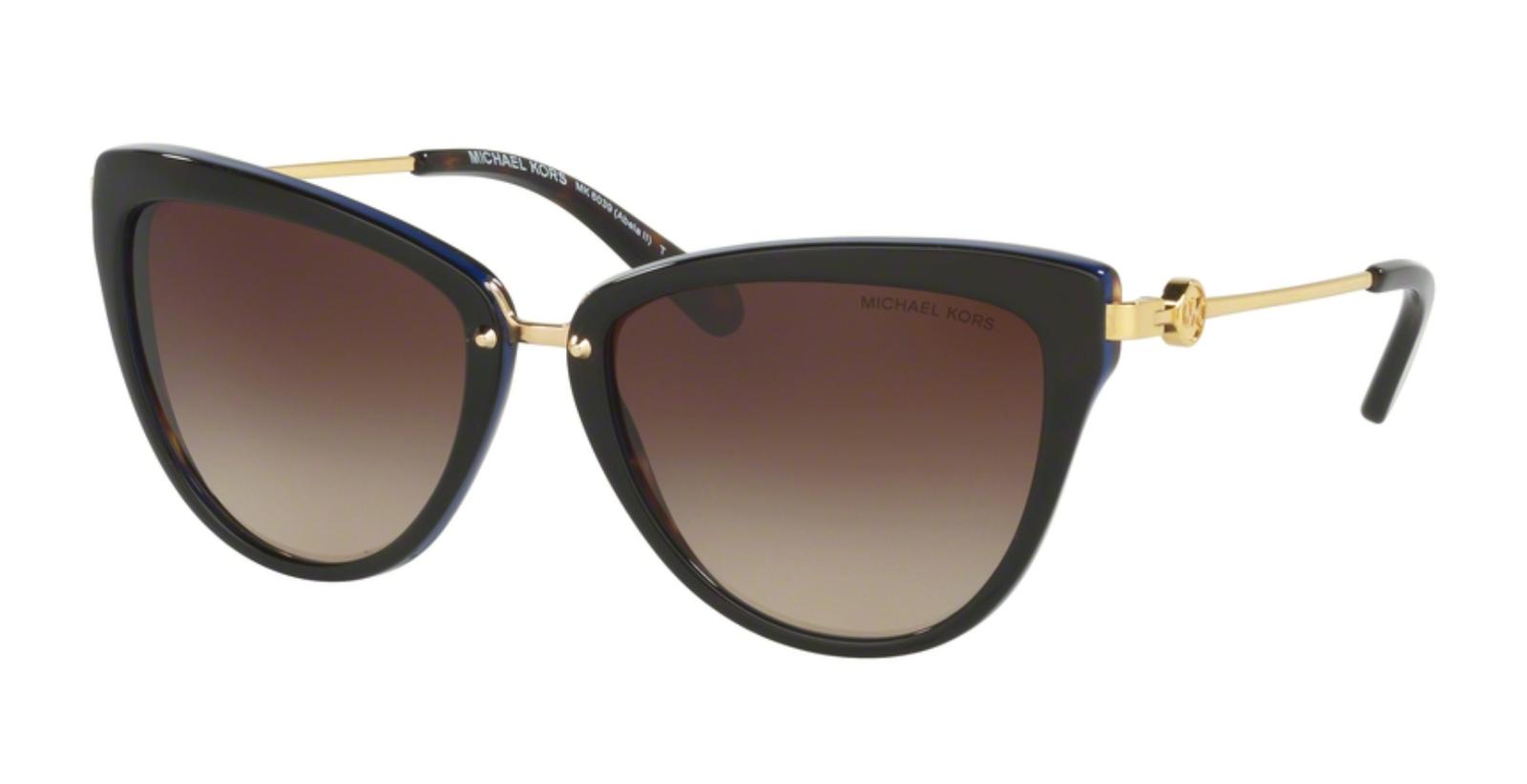 02ee00e2b64d MICHAEL KORS Sunglasses ABELA II MK 6039 314713 Tortoise Blue w/ Smoke  Gradient - $159.99