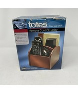 Totes Wood Remote Control Caddy - $6.92