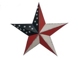 "18"" July 4th Americana Patriotic Wall Decor American Flag Barn Metal 3D ... - €11,87 EUR"