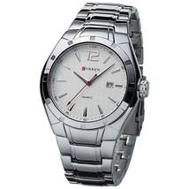 CURREN 2018  Full Steel Sport Watch Men    Military Sport  Men's Wristwatch relo - $39.35